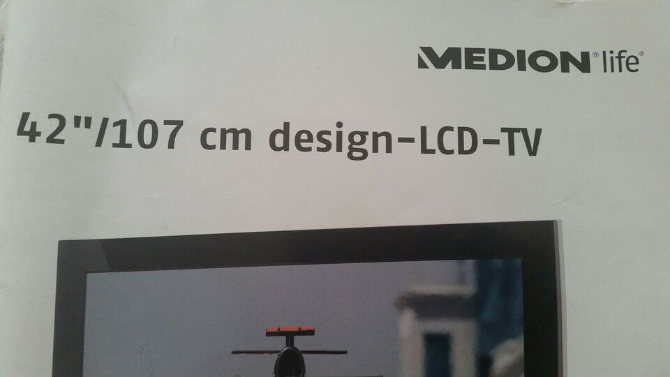 """LCD, Medion, 42"""""""