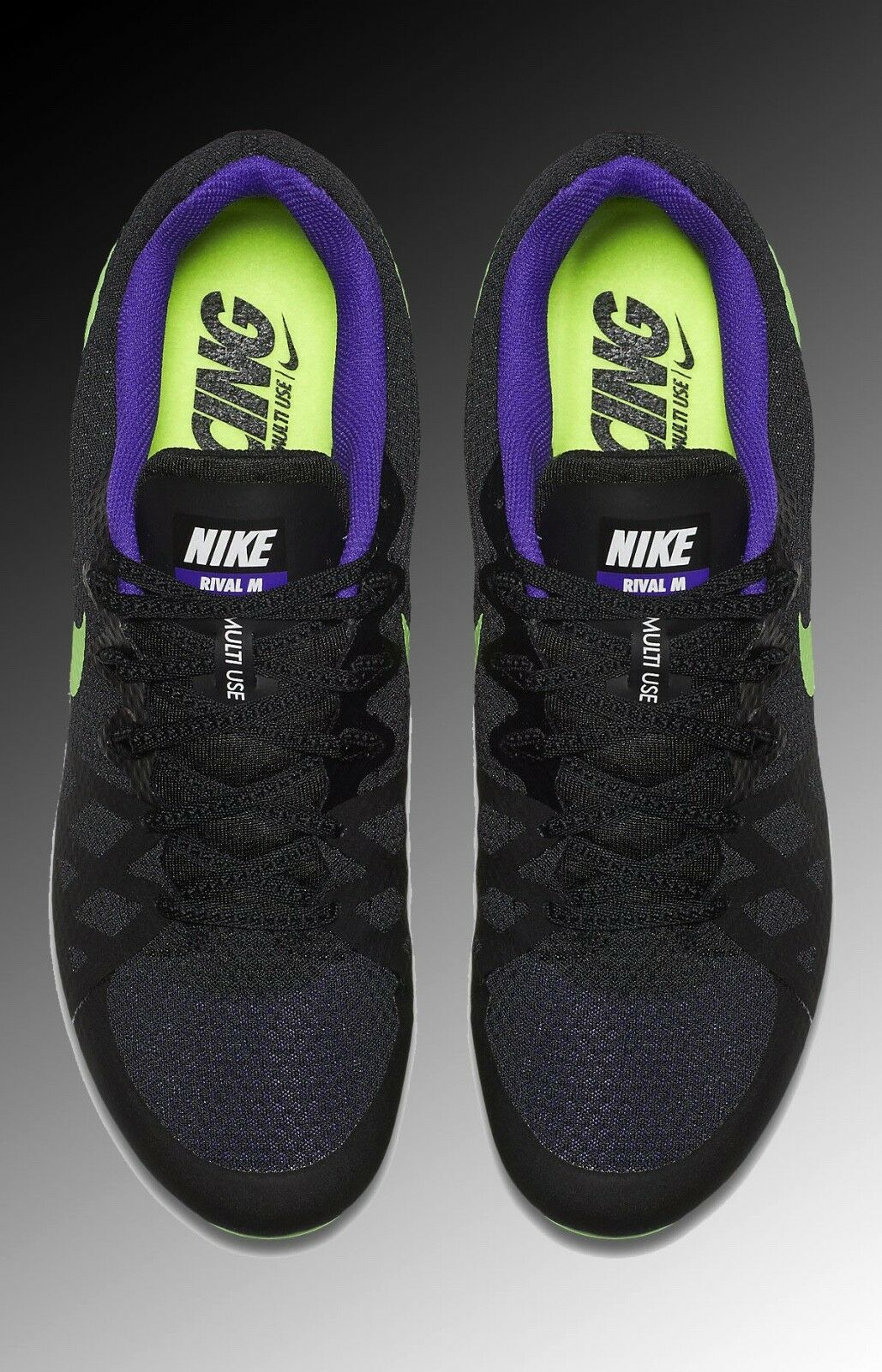 c862ad348a1 ... Nike Zoom Zoom Zoom M 8 Track   Field Spikes 806555-035 - Men 8 ...