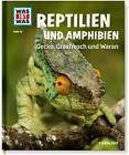Reptilien und Amphibien. Gecko, Grasfrosch und Waran von Alexandra Rigos (2014, Gebundene Ausgabe)