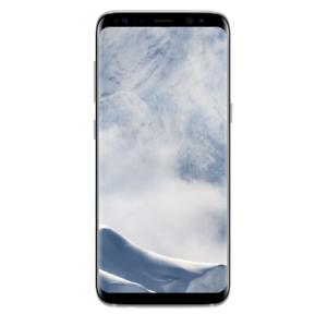 Samsung Galaxy S8 SM-G950U 64GB - Silver (Verizon) Smartphone - Good