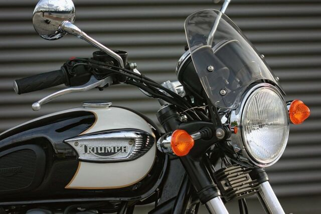 Dart Flyscreen For Triumph Bonneville T100 Windshield For Sale
