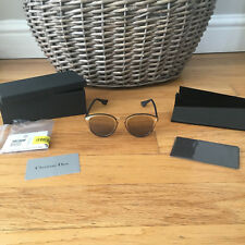 e5ac7bd37e Christian Dior Nightfall Sunglasses LKS X5 Gold Blue   Gold Lens Mirror  RRP£385