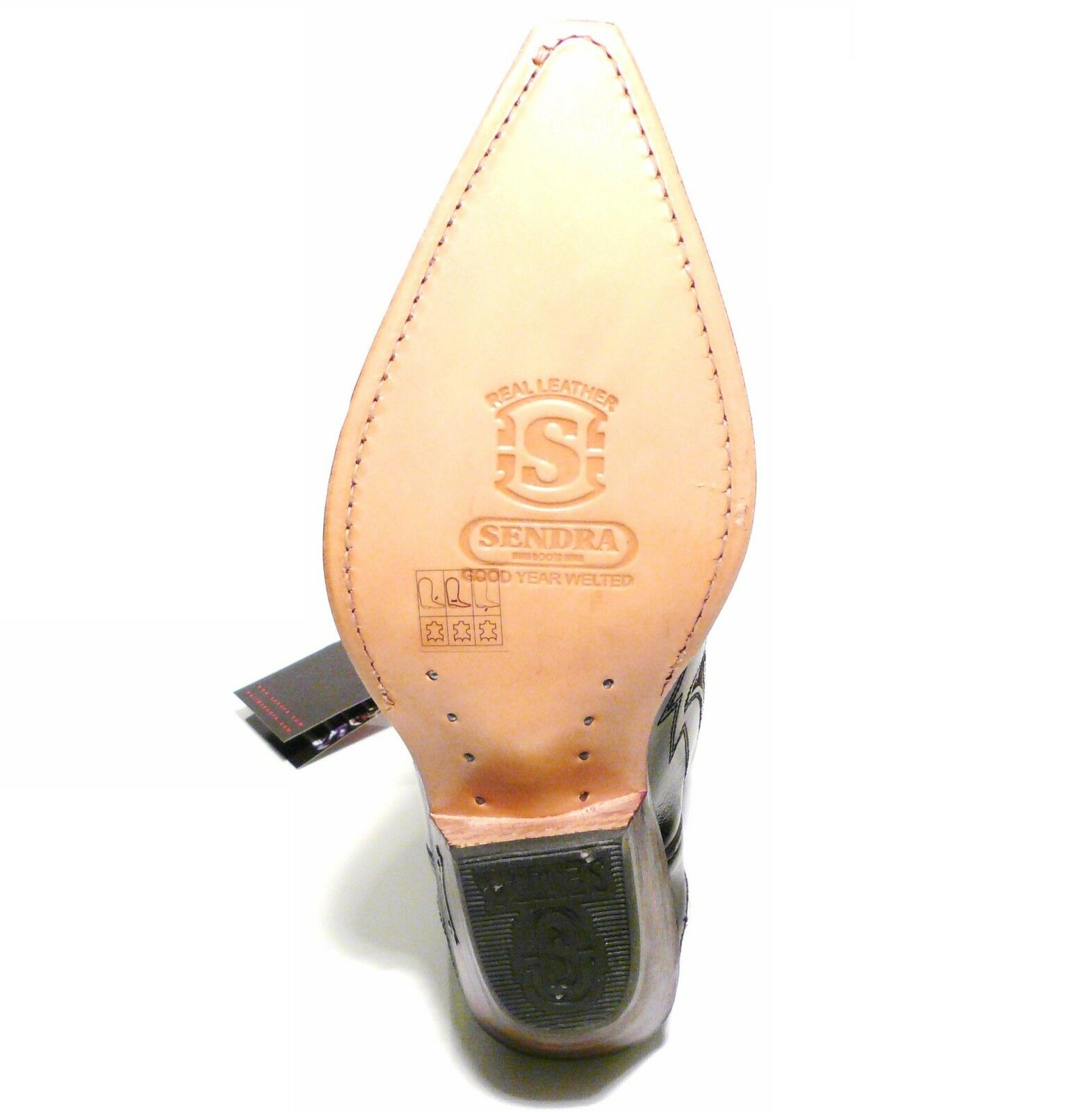 Sendra Stiefel CowboyStiefel Style No. PythonLeder 3241 Antik with PythonLeder No. 8208e6