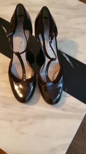 alto taglia 39 Jones chocolate bootmaker tacco Brown sandali Block in qZ78wXgSx