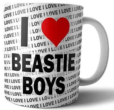 Beastie Boys Christmas.I Love Beastie Boys Tea Coffee Mug Cup Birthday Christmas Gift 4203379521923 Ebay