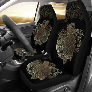 Cool Details About Best Sea Turtle Car Seat Covers Turtle Lover Gift Pair Of Turtle Seat Covers Uwap Interior Chair Design Uwaporg