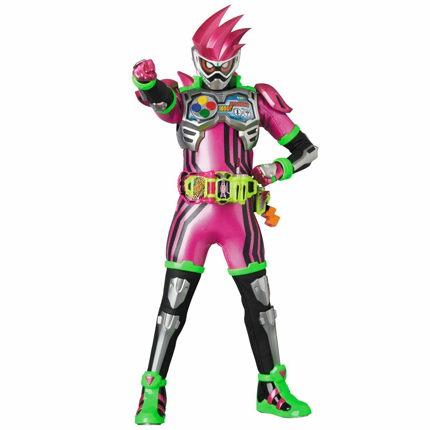 RAH Real Action Heroes GENESIS Masked KAMEN RIDER EX-AID Level 2 Action Figure