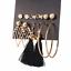 2018-New-Design-Long-Tassel-Stud-Earring-Set-For-Women-Bohemia-Fashion-Jewelry thumbnail 17