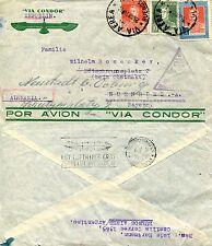 ZEPPELIN-Post: Buenos Aires (ARGENTINA) --  Deutschland (Graf Zeppelin 1934)