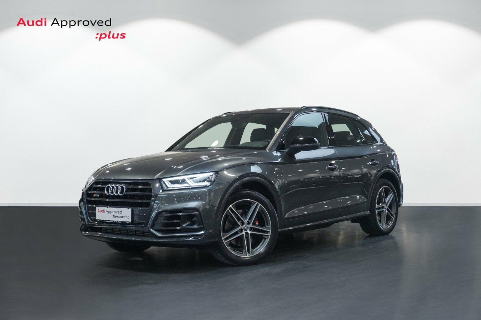 Audi SQ5 3,0 TFSi quattro Tiptr. 5d - 1.050.000 kr.
