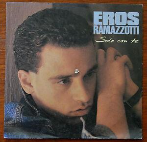 Eros-Ramazzotti-Solo-Con-Te-7-111-706-German-Pressing-Ex