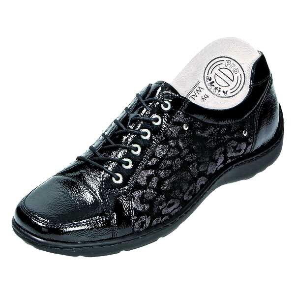Bosque alfil zapatos señora zapatos charol ancho cordones cordones cordones  H  +++ nuevo +++  Seleccione de las marcas más nuevas como