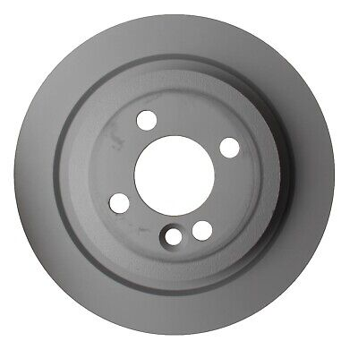 For BMW E36 318i 318is 325is 328i Brake Disc Rear Solid 280mm ATE Coated SP10202