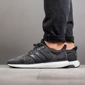 293b33ea7 Image is loading Adidas-Ultra-Boost-3-0-Utility-Black-Men-