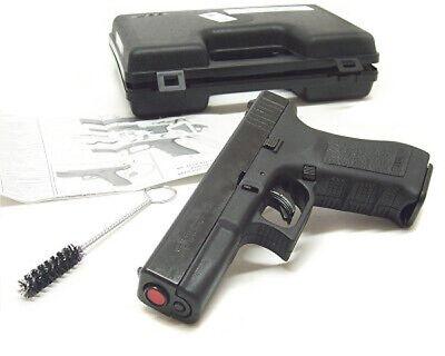 Pistola Bruni a salve Gap nera calibro 8 mm Top Firing scacciacani tipo GLOCK 17 | eBay
