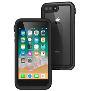 Catalyst Waterproof Protection Case Cover for Apple iPhone 7/8+ Plus Stealth BLK