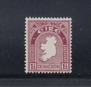 Ireland-1940-1942-1-1-2-d-Map-Sc-108-MNH