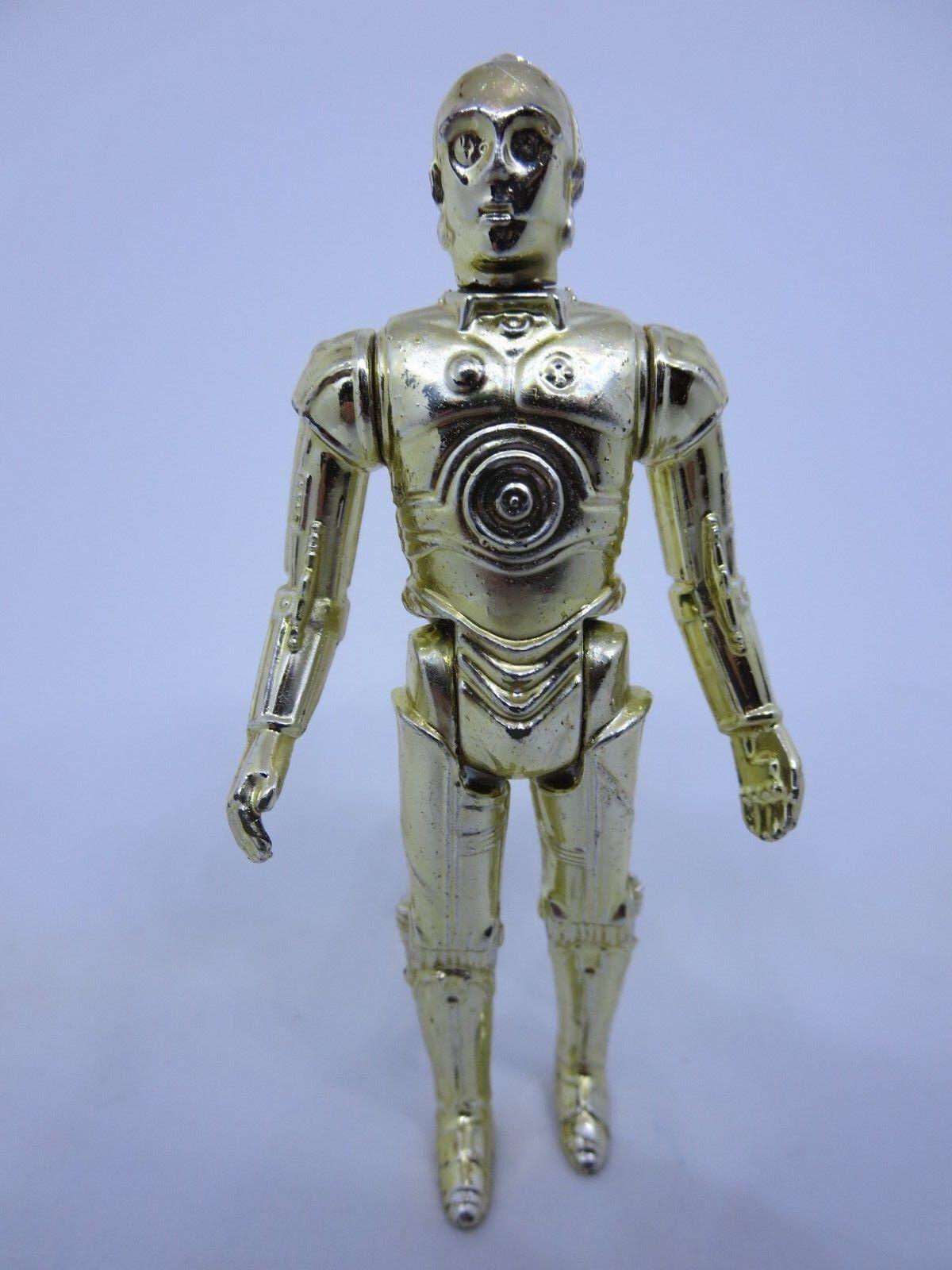 C3PO  Complete C8.5  Star Wars  Vintage DC  TIGHT