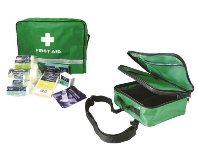 Approved Paediatric Child Children's Childminders First Aid Kit in Bag **NEW**