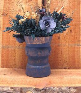 Edles gesteck mit edler vase f r hochzeitsfeier for Edle dekoration