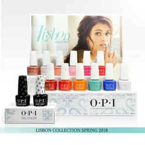 "OPI GelColor UV/LED Soak off Gel Polish Lisbon Collection 0.5oz ""Choose Any 1"""