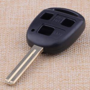 Remote Key Shell Case For Lexus RX350 ES300 ES330 GS400 GS430 GS470 button pad