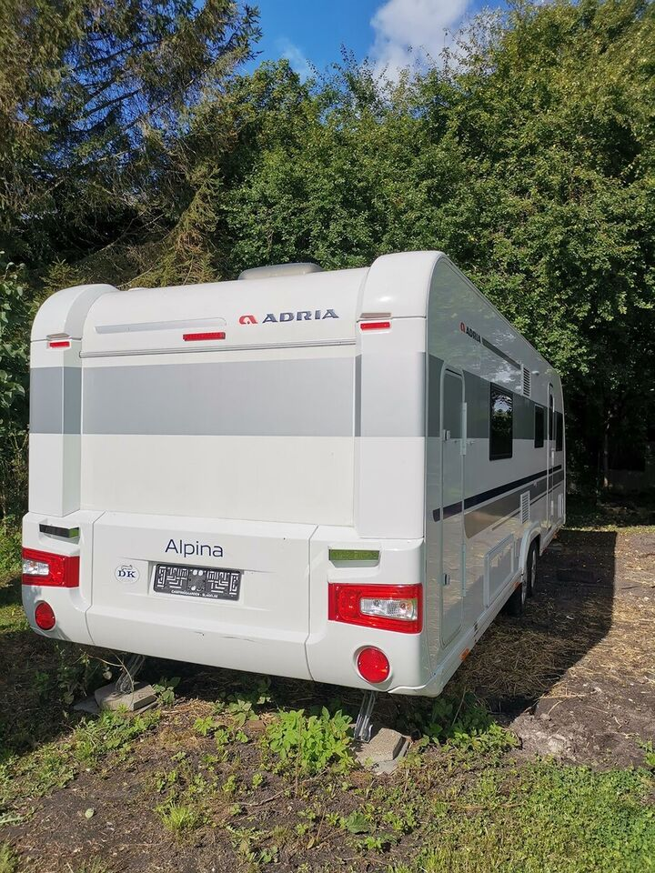 Adria Alpina 753 UP