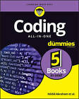 Coding All-in-One For Dummies by Wiley, Nikhil Abraham (Paperback, 2017)