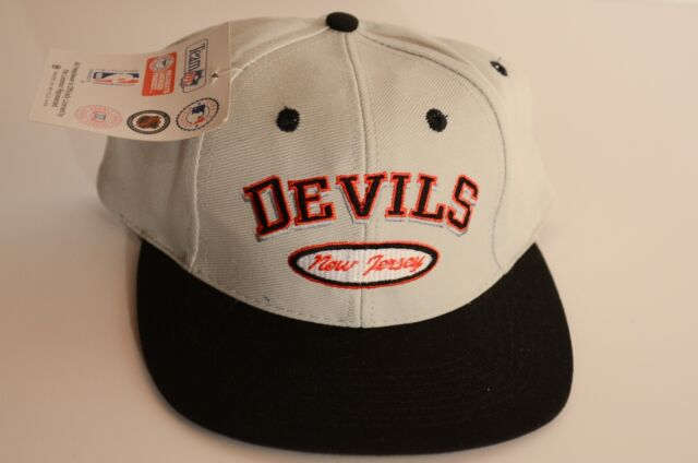 Devils Sap Back Hat Logo Athletic Vintage New Jersey New With Tags