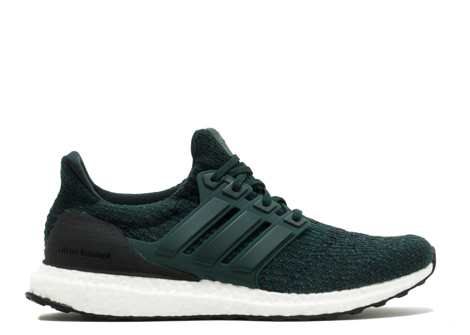 210e32bfe adidas Ultra Boost 3.0 Night Green Dark S82024 Sz 10.5 Unreleased ...