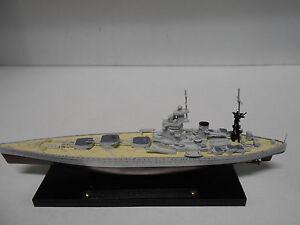 Amical Acorazado Warship Hms Nelson 1927-1947 1:1250 Atlas De Agostini #131