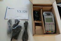 VeriFone Vx 520 Dual Comm Credit Card Terminal - New Office Supplies