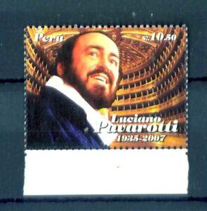 Peru-2009-Luciano-Pavarotti-2-Todestag-Opernsaenger-Tenor-Opera-Nr-2438