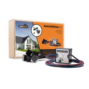 Mardersicher-House-LED-Led-Blitzlicht-Marten-Protection-Power-Supply