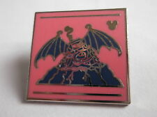 Disney's Dragon Chernabog Fantasia Hidden Mickey  Pin  Badge 1 OF 5