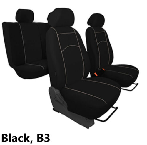 MAZDA 6 ESTATE Mk3 2012 ONWARDS STRONG VELOUR TAILORED SEAT COVERS CUSTOM MADE