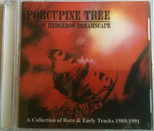 Porcupine Tree - Yellow Hedgerow Dreamscape / collection rare tracks 1989-91 CD