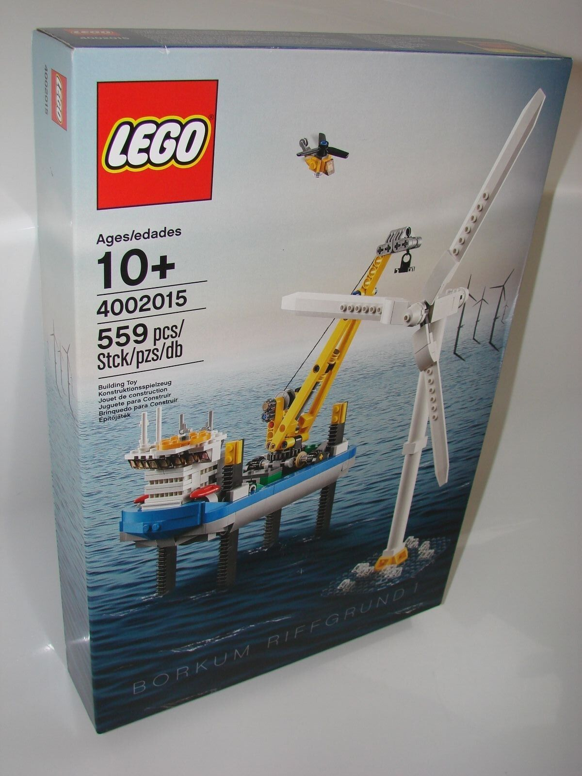 Lego  Miscellaneous 4002018 borkum riffgrund 1 nuevo embalaje original New misb NRFB