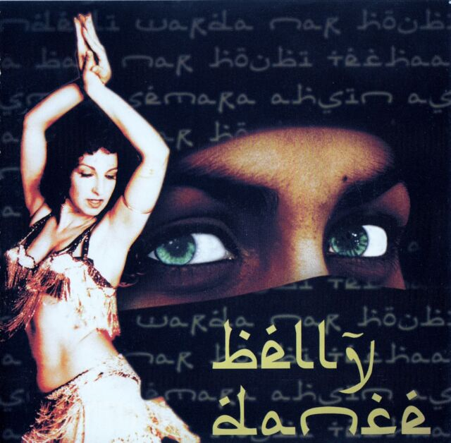 BELLY DANCE - ALL TRACKS TRADITIONAL / CD - TOP-ZUSTAND