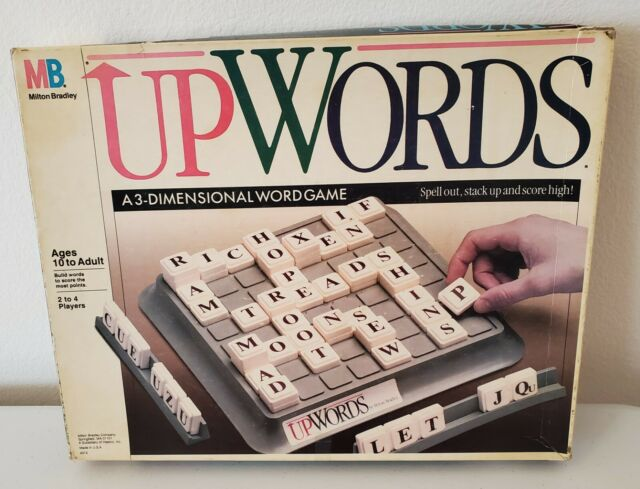 how to play upwords instructions