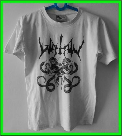 Watain M Shirt - Directly Bought From the Singer ORIGINAL Casus Luciferi RARE
