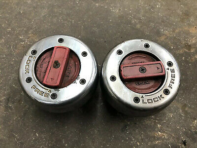Car & Truck Parts WARN 11690 4WD Manual Locking Hubs 1 Ton Dana 60 ...