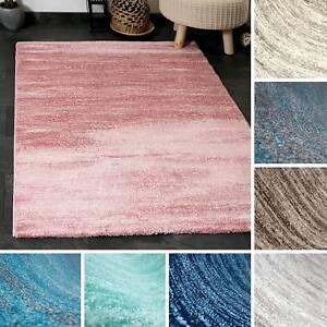 Tapis-moderne-poils-ras-Mouchete-en-8-couleurs-robuste-qualite-Haut-Vendeur