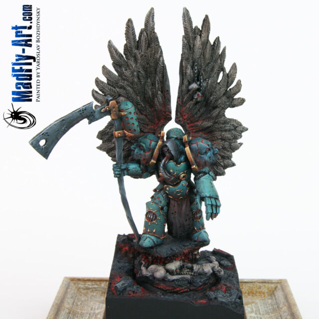 MadFly-Art SF Angel of Death MASTERS7 painted
