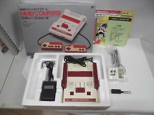 Nintendo-Family-Computer-Console-HVC-001-NEW-Famicom-NES-Japan-game-4