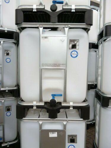 Auslauftülle Tülle 2 Gewinde 55mm Innengewinde für IBC Tank NEU