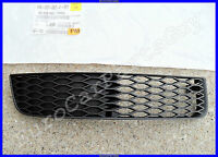 Genuine Factory Audi Tt Bumper Passenger Right Side Front Lower Cover Grille