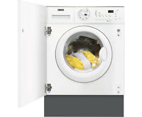 Zanussi Zwi71201wa A++ 7kg 1200 Spin Washing Machine White From Ao