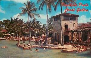 USA-Florida-coral-gables-venetian-pool-Postcard