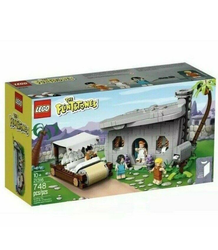 LEGO Set 21316 The Flintstones